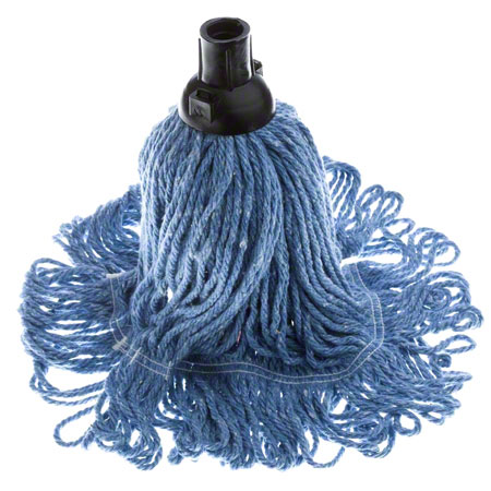 O/S Atlas Graham® JaniLoop™ Ringtail Wet Mop, Blue