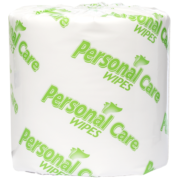 Certainty™ Personal Care Gentle Skin Wipes, Alcohol Free, 900 /Roll
