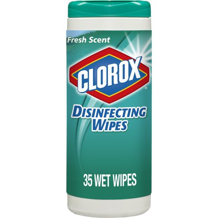 Clorox Disinfecting Wipes Freshscent