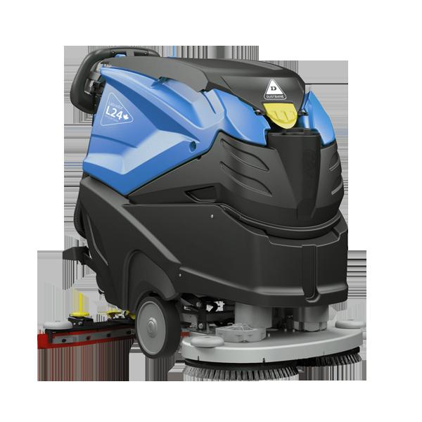 "24"" Labrador L24 Walk Behind Autoscrubber C/W AGM Batteries & Pad Driv"