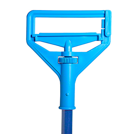 "Snap-2-Go™ 60"" Mop Handle Blue"