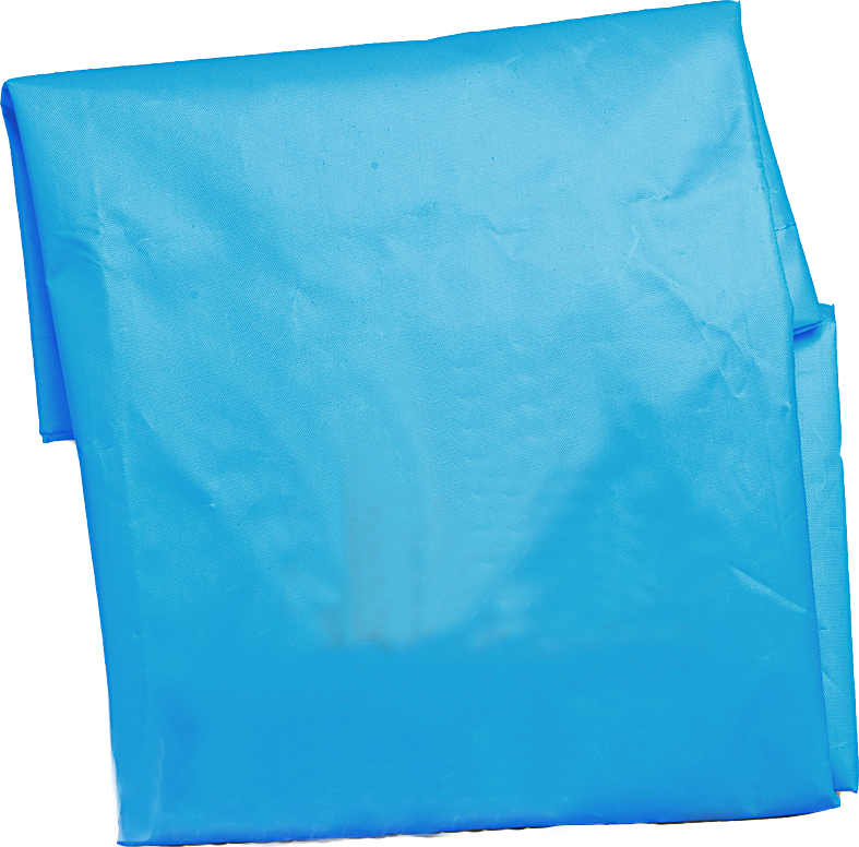 M2® Litter Scoop Replacement Bag, Vinyl, Blue, Frame Sold Separately