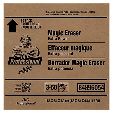 MR. CLEAN Extra Power Magic Eraser Sponge 30 Units