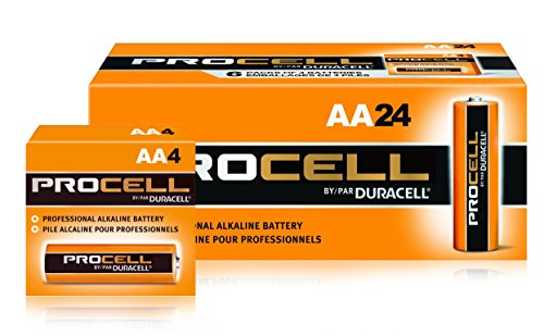 AA Duracell Pro Cell Battery