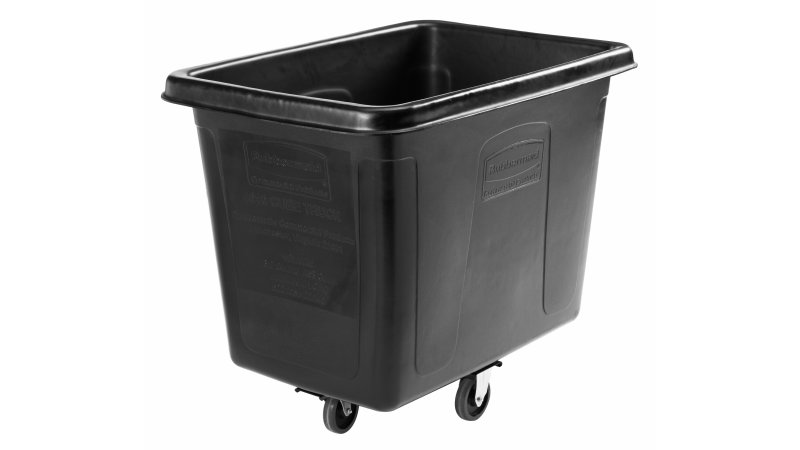 Cube truck 16 cubic foot black
